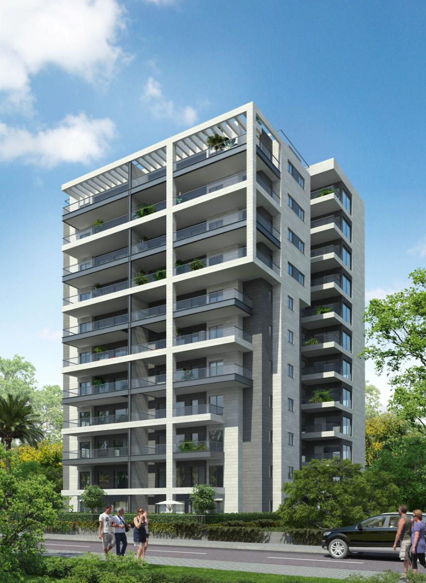 בהרצליה בירוקה המערבית למכירה באזור רחוב אוריאל אופק דירת גן 5 חדרים + גינה